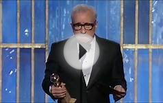 Martin Scorsese Wins Best Director Award at Golden Globes 2012