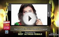 Micromax SIIMA 2015 | Nominations for Best Actress Female