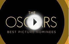 Motion graphic design - 2014 Oscar best picture nominees