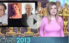 [OSCAR AWARDS 2013] Oscar Winners, a spectacular evening