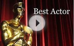 Oscar Prediction: Best Actor