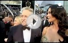 Oscar winners Michael Douglas and Catherine Zeta-Jones