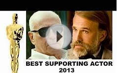 Oscars 2013 Best Supporting Actor : Alan Arkin, Christoph