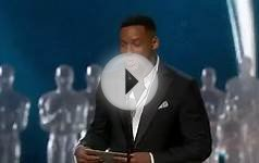(Oscars 2014) Will Smith and Jada Pinkett Red Carpet - The