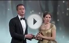 Oscars 2015 Neil Patrick Harris Musical Monologue Opener