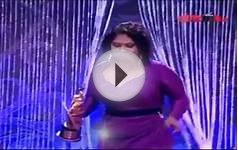 Pooja Umashankar The Most Popular Actress Award in Derana