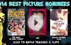 Puppy Predicts Oscar Best Picture 2014 - Puppy Movie