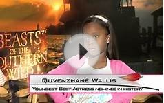 Quvenzhané Wallis is the Youngest Best Actress Oscar
