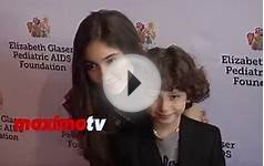 Rowan Blanchard | 2014 A Time for Heroes | Red Carpet