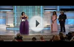 Sandra Bullock The Blind Side - Golden Globe Best Actress