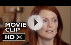 Still Alice Movie CLIP - Genetics (2015) - Julianne Moore