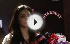 Tabu Won Best Supporting Actress Stardust Awards 2014
