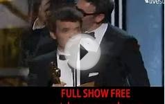 The Artist Best picture winner Oscars 2012
