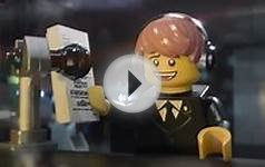 The LEGO® Movie - The Emmet Awards Show!