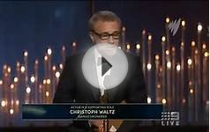 [The Oscars 2013] - Best Supporting Actor - Christoph