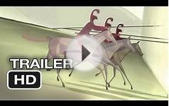 The Painting US Release Trailer (2013) - Animated Movie HD