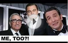 The Wolf of Wall Street 2013 - Jean Dujardin Post Oscar
