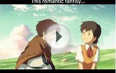 Top 4 Romantic Anime Movies 2011-2012