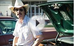 Watch Matthew McConaughey React To His Oscar Nomination In
