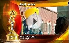 Winner | PTC Punjabi Film Awards 2015 | Category Best Actor
