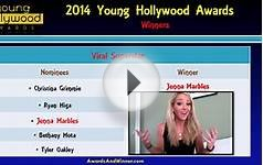 Young Hollywood Awards 2014 Winners List
