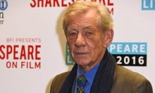 'What about giving me one for playing a straight man?' … Ian McKellen at the BFI's Shakespeare on film season.