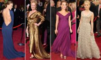 Winning women: The stunning gowns of 'Best Actress' Oscar winners past